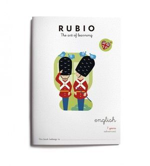 RUBIO THE ART OF LEARNING 7 YEARS ADVANCED