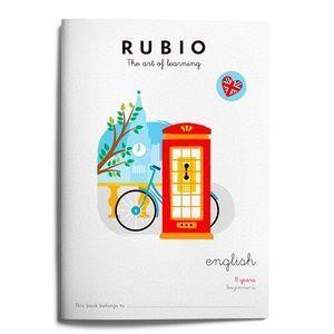 RUBIO THE ART OF LEARNING 8 YEARS BEGINNERS