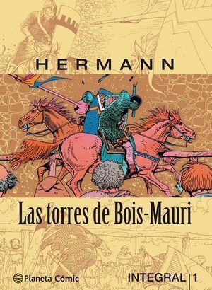 TORRES DE BOIS-MAURI