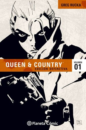 QUEEN AND COUNTRY Nº01