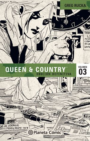 QUEEN AND COUNTRY 3