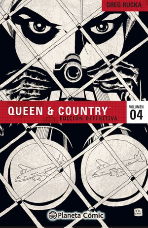 QUEEN AND COUNTRY 4
