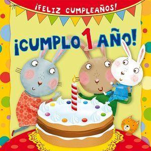 ¡ CUMPLO 1 AÑO!