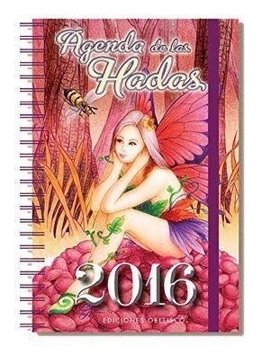 2016 AGENDA DE LAS HADAS