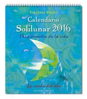 2016 CALENDARIO SOLILUNAR