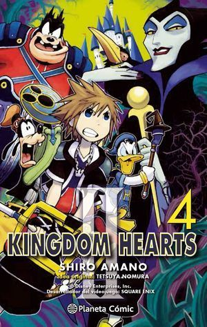 KINGDOM HEARTS II Nº04