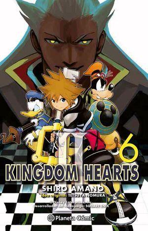 KINGDOM HEARTS II Nº6