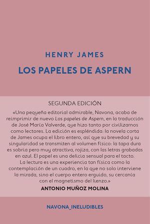 PAPELES DE ASPERN