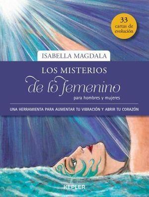 MISTERIOS DE LO FEMENINO PARA HOMBRES Y MUJERES, L