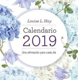 2019 CALENDARIO LOUISE HAY