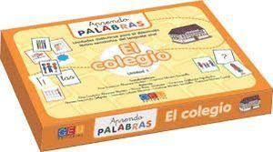 APRENDO PALABRAS 7. JUGUETES, JUEGOS Y DEPORTES