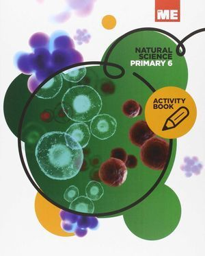 6EP NATURAL SCIENCE ACTIVITY BOOK 2015 BY&ME