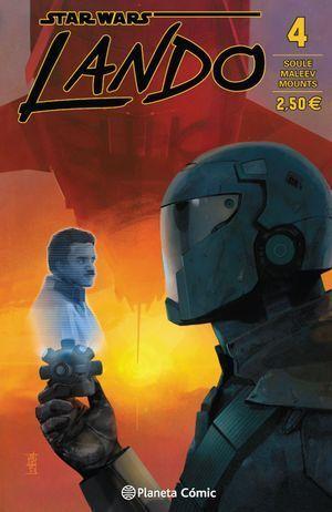STAR WARS LANDO 4