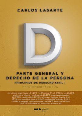 PRINCIPIOS DE DERECHO CIVIL I