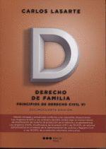 PRINCIPIOS DE DERECHO CIVIL. TOMO VI (14ª ED). DERECHO DE FAMILIA