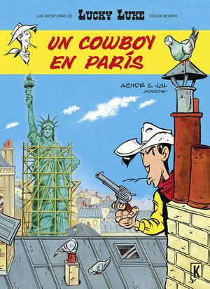 LUCKY LUKE. UN COWBOY EN PARÍS