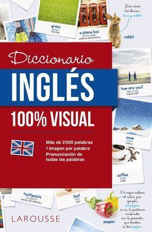 DICCIONARIO DE INGLÉS 100% VISUAL