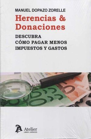 HERENCIAS & DONACIONES 2018 ATELIER