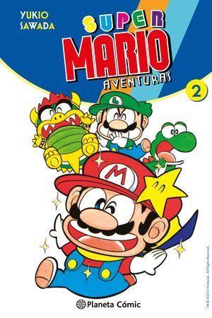 SUPER MARIO Nº 02