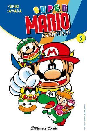 SUPER MARIO Nº 03