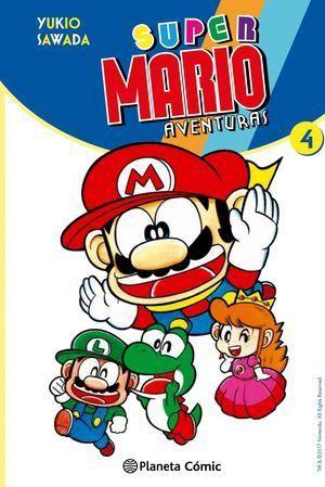 SUPER MARIO Nº 04