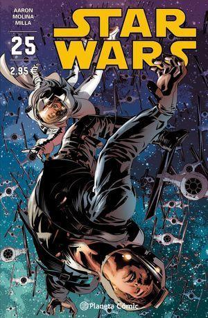 STAR WARS Nº 25