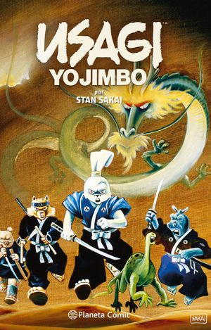 USAGI YOJIMBO FANTAGRAPHICS COLLECTION Nº 01/02