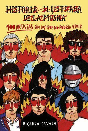 100 ARTISTAS SIN LOS QUE NO PODRIA VIVIR