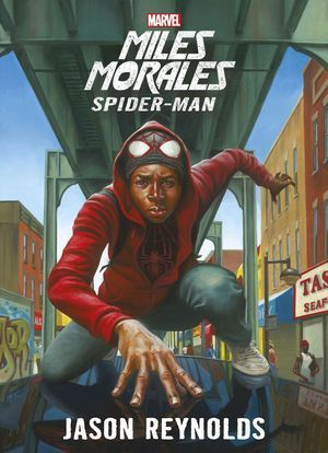 SPIDER-MAN. MILES MORALES. LA NOVELA