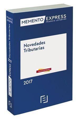 MEMENTO EXPRESS NOVEDADES TRIBUTARIAS 2017