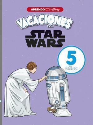 VACACIONES CON STAR WARS. 5 AÑOS