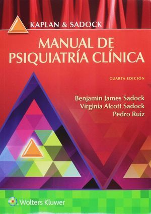 MANUAL DE PSIQUIATRIA CLINICA