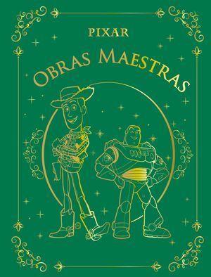 PIXAR. OBRAS MAESTRAS (RECOPILATORIO DE CUENTOS). GRAN FORMATO