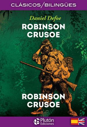 ROBINSON CRUSOE  (BILINGÜE )