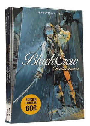 COFRE BLACK CROW