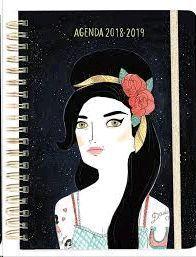 AGENDA 2018-2019 MARIA HESSE
