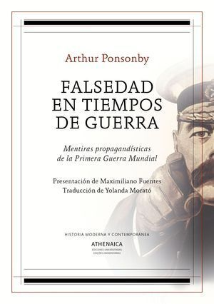 FALSEDAD EN TIEMPOS DE GUERRA
