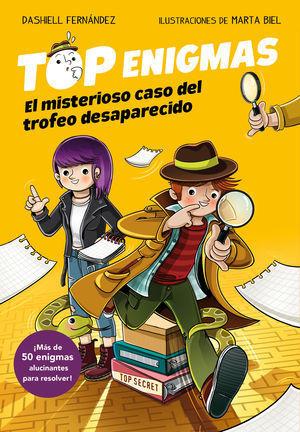 EL MISTERIOSO CASO DEL TROFEO DESAPARECIDO