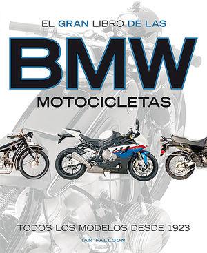 GRAN LIBRO DE LAS MOTOCICLETAS BMW, EL