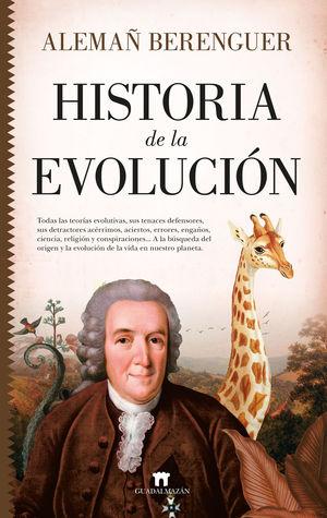 HISTORIA DE LA EVOLUCIÓN