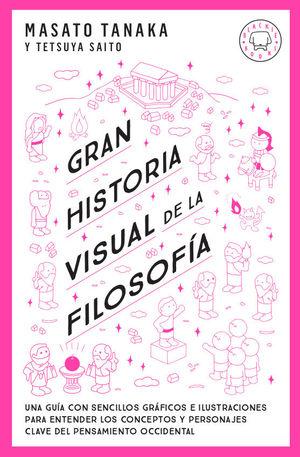 GRAN HISTORIA VISUAL DE LA FILOSOFÍA978-84-17552-76-3