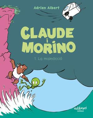 CLAUDE I MORINO 01. LA MALEDICCIO (CATALA)