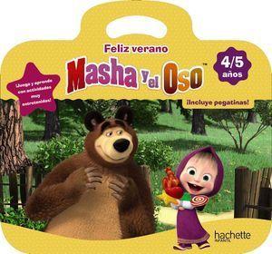 FELIZ VERANO CON MASHA Y EL OSO 4-5 AÑOS