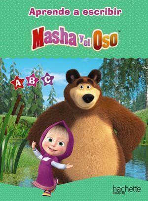 APRENDE A ESCRIBIR ABC MASHA Y EL OSO