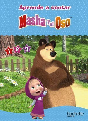 APRENDE A CONTAR MASHA Y EL OSO