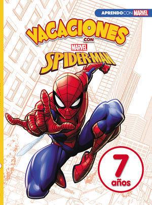 VACACIONES CON SPIDER-MAN 7 AÑOS 2EP
