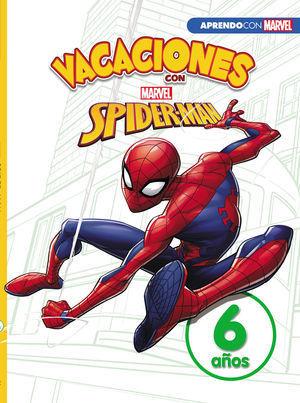 VACACIONES CON SPIDER-MAN 6 AÑOS 1EP