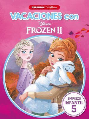 VACACIONES CON FROZEN II 4 AÑOS