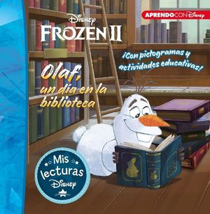 FROZEN II. OLAF, UN DIA EN LA BIBLIOTECA
