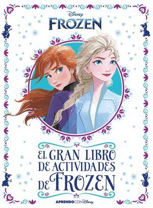FROZEN II. EL GRAN LIBRO DE ACTIVIDADES
